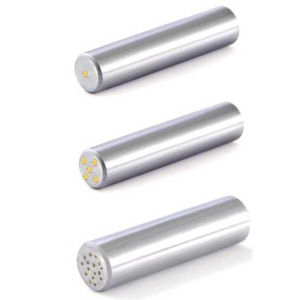 Višezrni cilindrični poravnivači