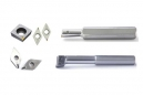 Diamond and CBN cutting tools